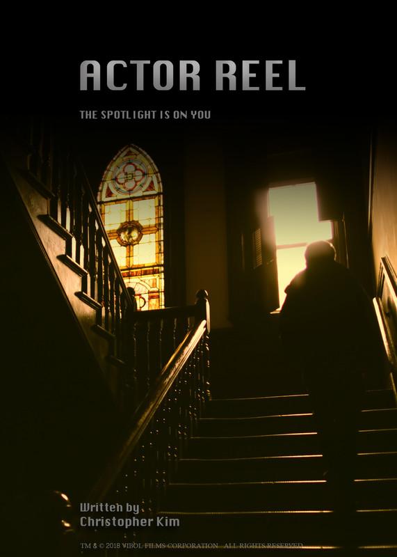 Actor Reel-poster