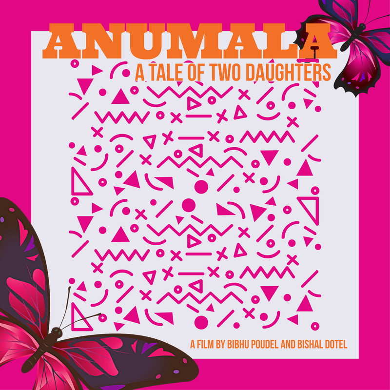 Anumala , a tale of two daughters-poster