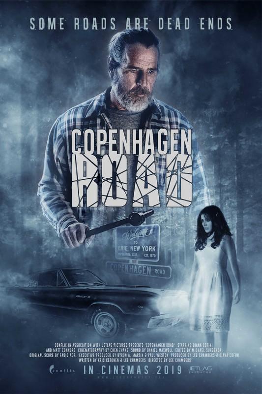 Copenhagen Road-poster