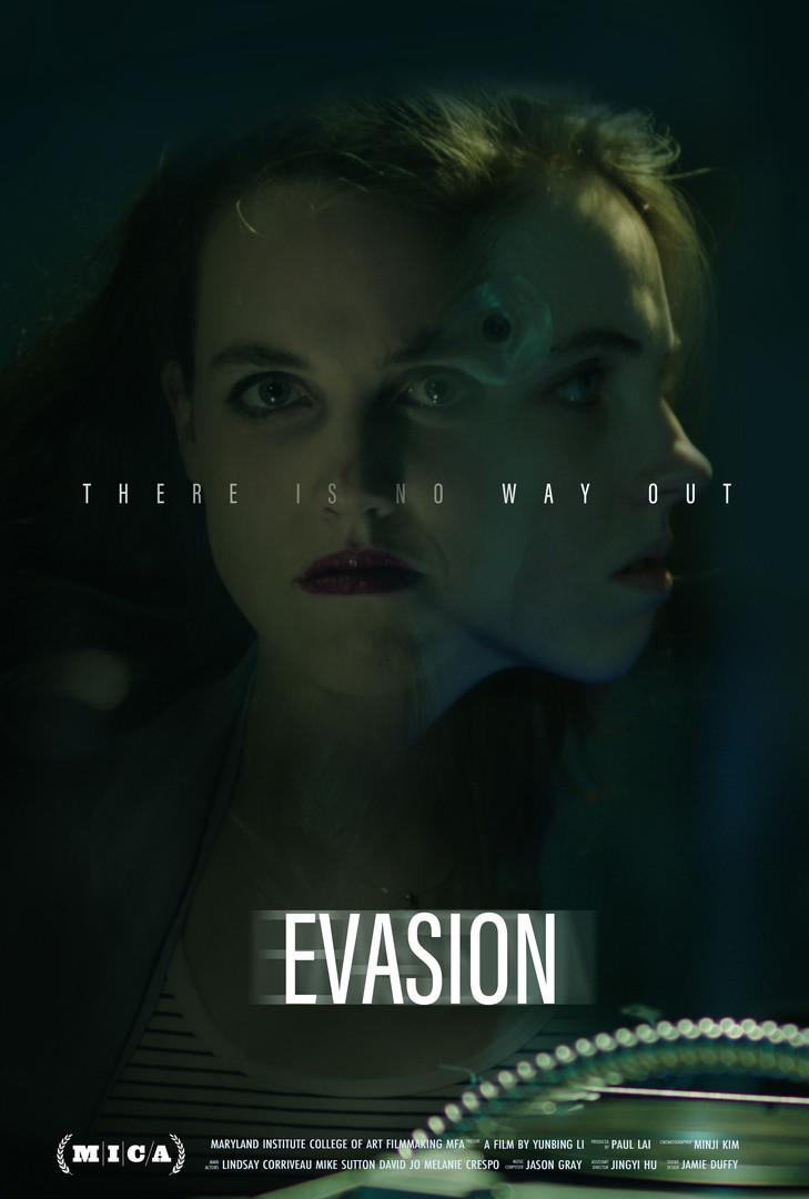 Evasion poster 980022