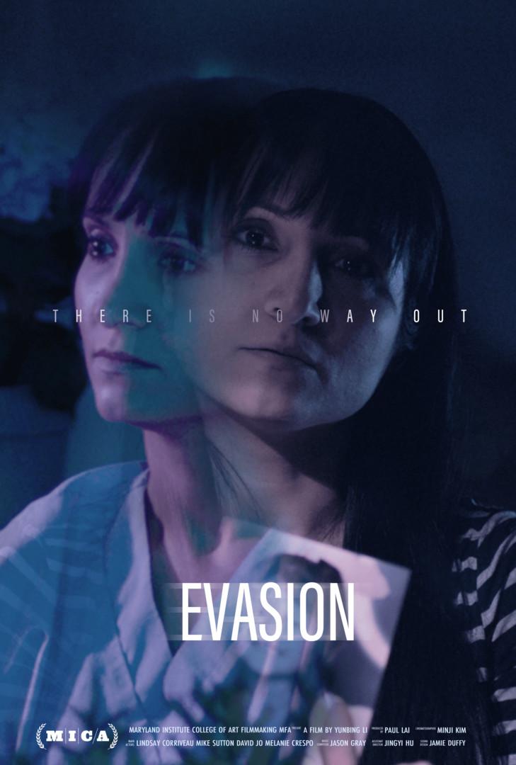 Evasion poster 980023