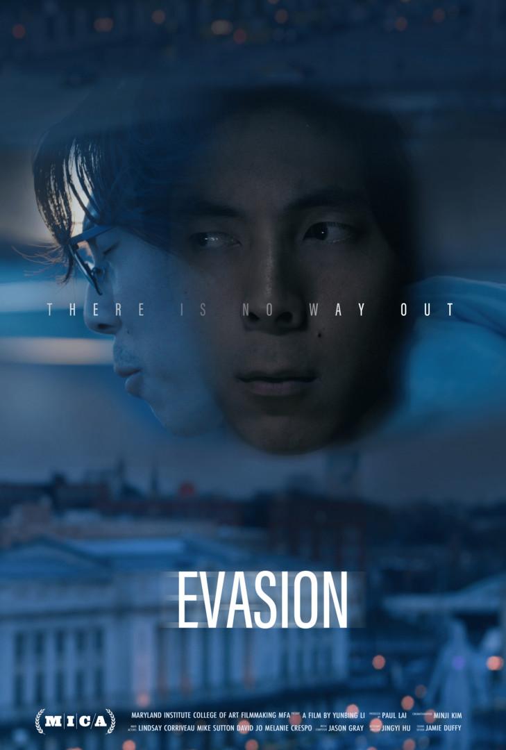 Evasion poster 980024