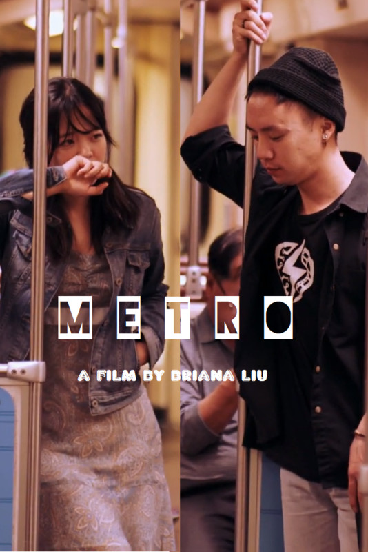Metro -poster