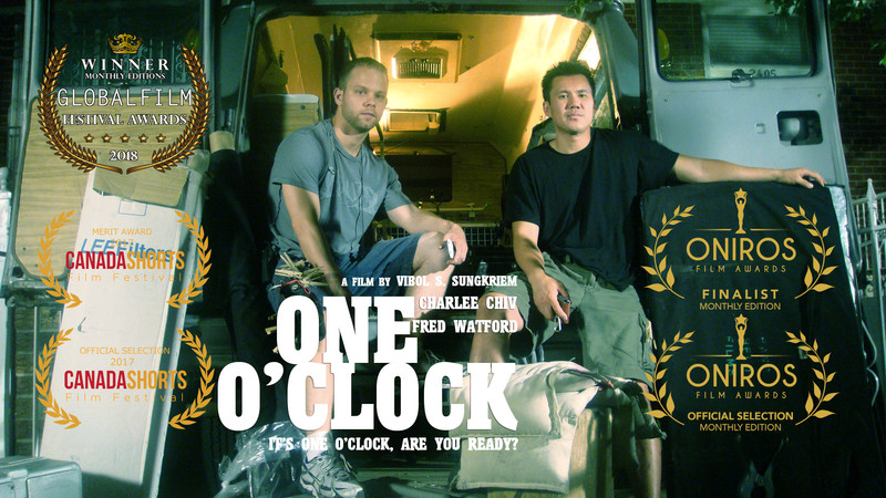 One O'clock-poster