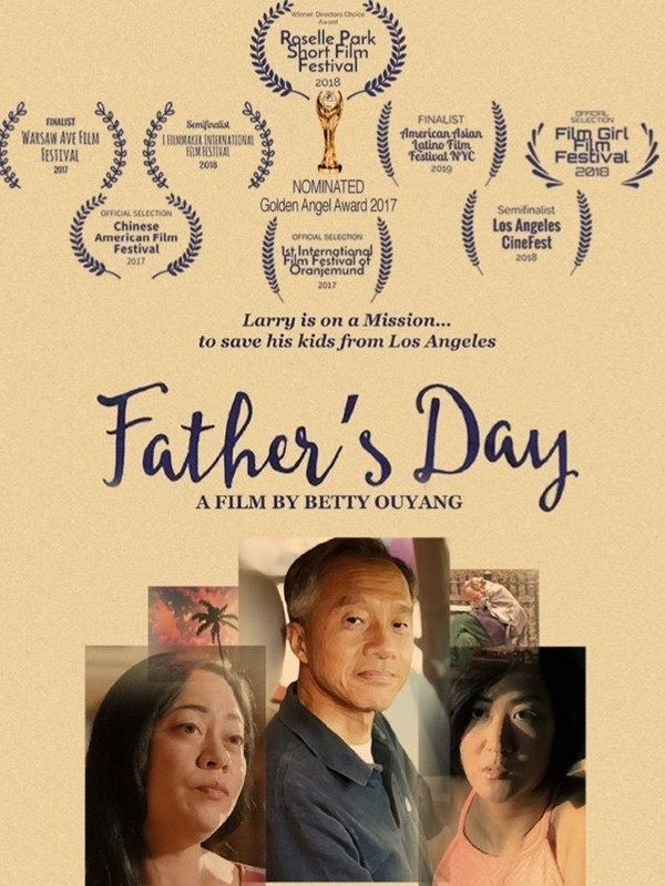 Father's Day-poster