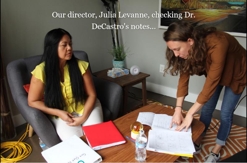 Brightside Dr._DeCastro_with_Director_Julia