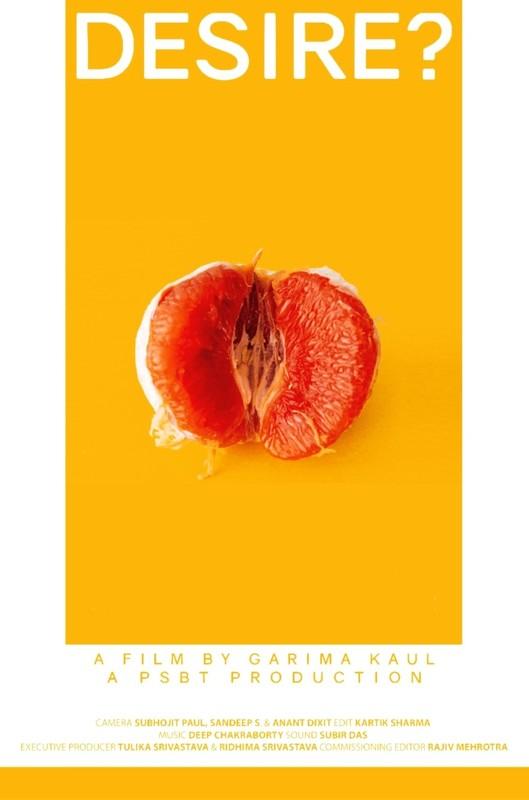 Desire-poster