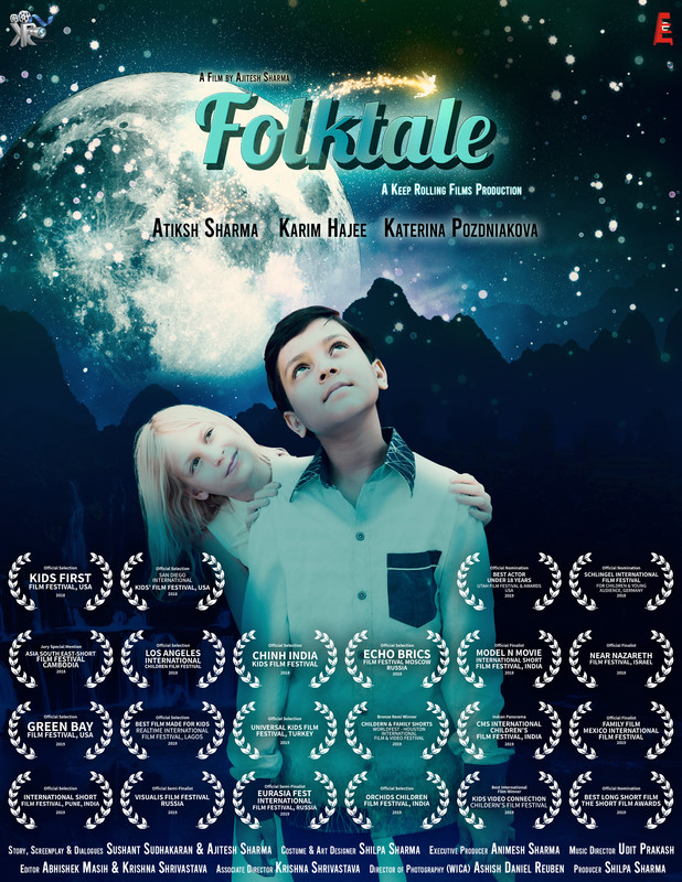 Folktale -poster