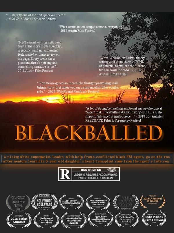 Blackballed -poster
